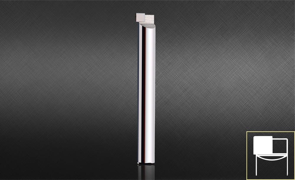 CNC数控刀具——底刃侧刀铣刀